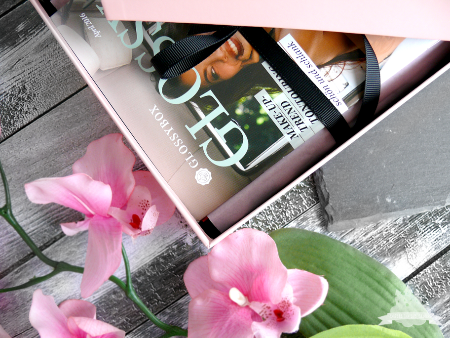 Glossybox Love, Peace & Beauty Edition 2016 Österreich