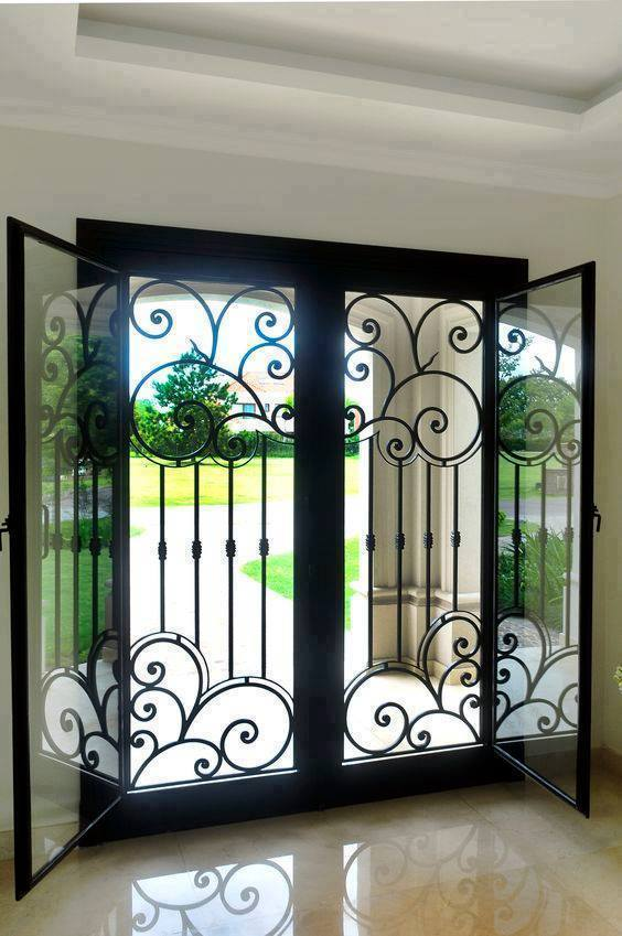 Best Security Screen Doors For Double Entry That Will Make Your Home