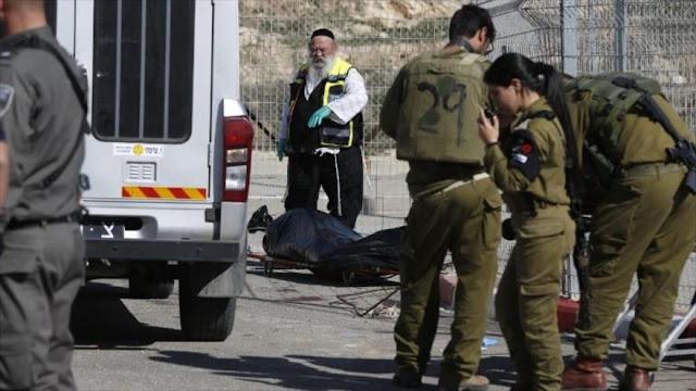 Fuerzas israelíes matan a una mujer embarazada palestina en Cisjordania
