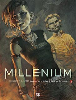Millenium - Los hombres que no amaban a las mujeres 2