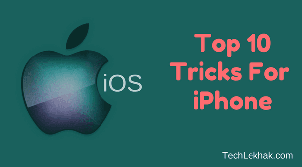 iPhone tips and tricks in Hindi