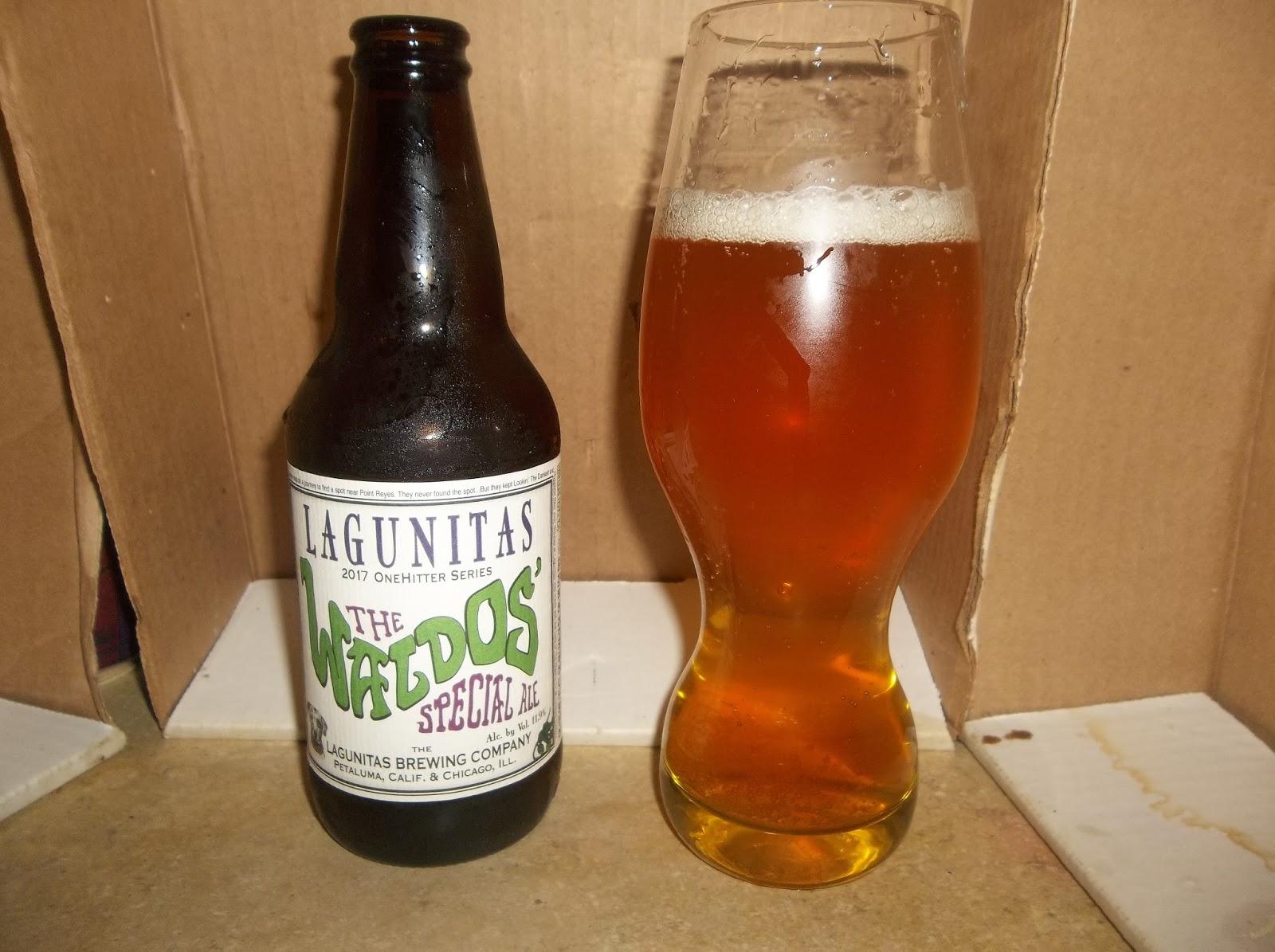 Beer Pimpin' Hobgoblin: Lagunitas The Waldos' Special Ale