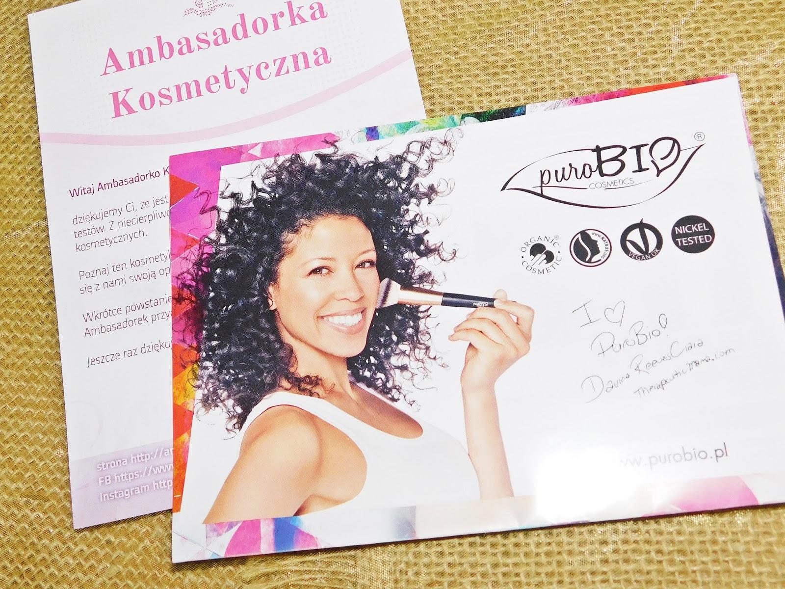 PuroBio - Krem BB Sublime. Testowanie z Ambasadorką Kosmetyczną.