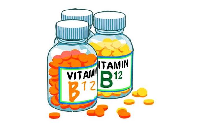 weganizm witamina B12 veganism vitamin