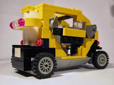 La Twizy en Lego®
