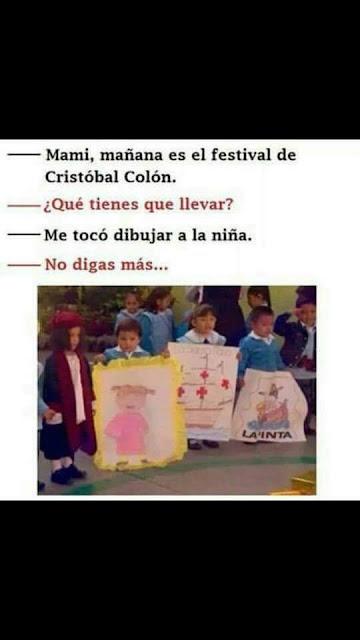 Festival, Cristóbal Colón, dibujos, Pinta, Niña, Santa María