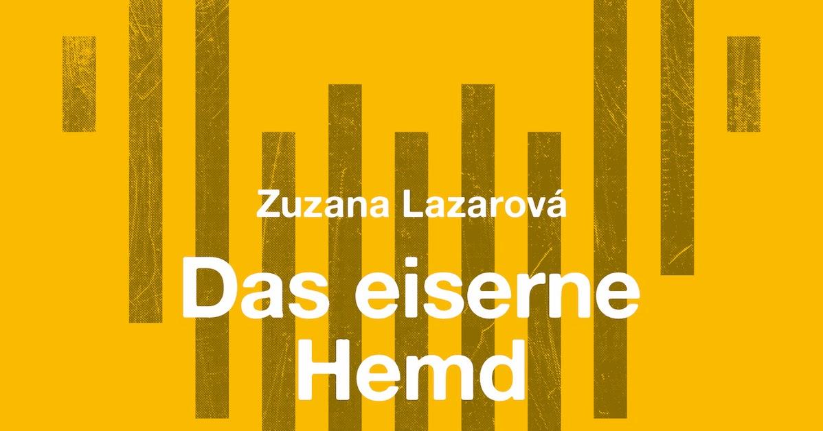 Ketos Verlag Zuzana Lazarova Das Eiserne Hemd