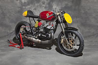 Bultaco Mercurio 125  by XTR Pepo