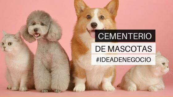 negocio cementerio de mascotas