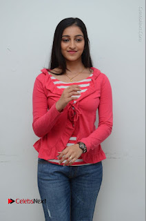 Telugu Actress Mouryani Latest Pos in Blue Denim Jeans  0005.JPG