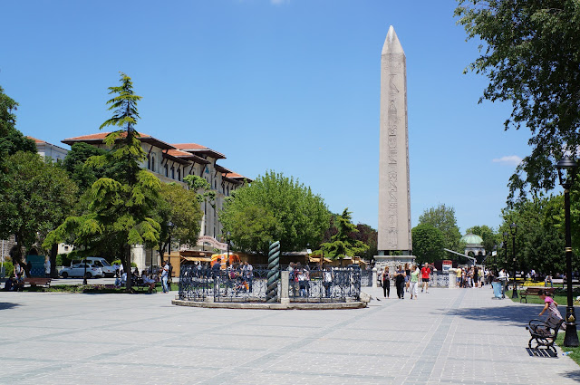 Place-Hippodrome-Istanbul-Turquie