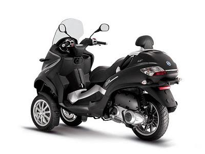 2012 piaggio mp3 yourban 300 lt & mp3 125 ~ motorboxer