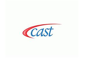 Logo da Cast Informática
