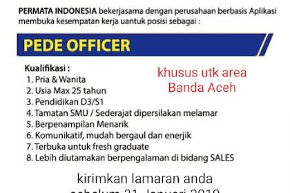 Lowongan Kerja di Permata Indonesia