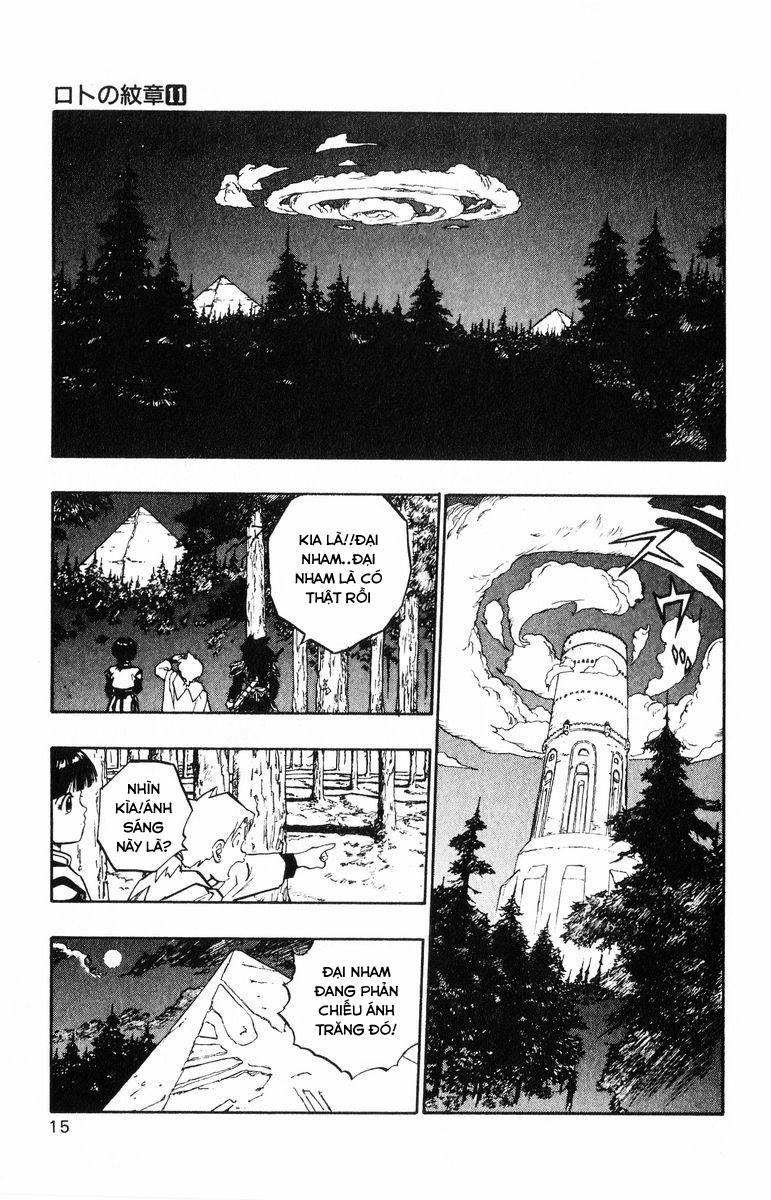 Dragon Quest: Emblem of Roto chap 38 trang 10