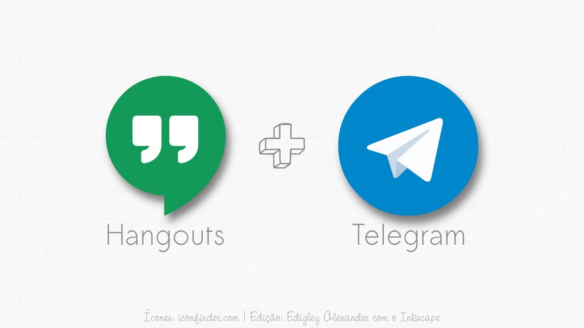 Participe dos novos grupos do blog no Telegram e Hangouts