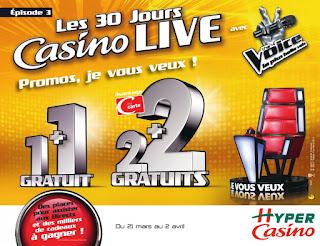 Le catalogue Géant Casino est valable du 21 Mars au 02 Avril 2017