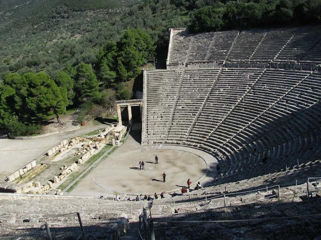 30% αύξηση των επισκεπτών στην Επίδαυρο το πρώτο επτάμηνο του 2017