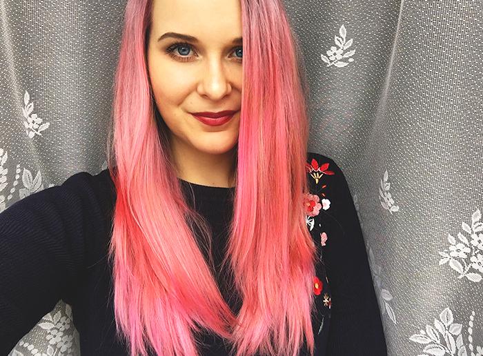 Storytime • Jak mě nasraly růžové vlasy