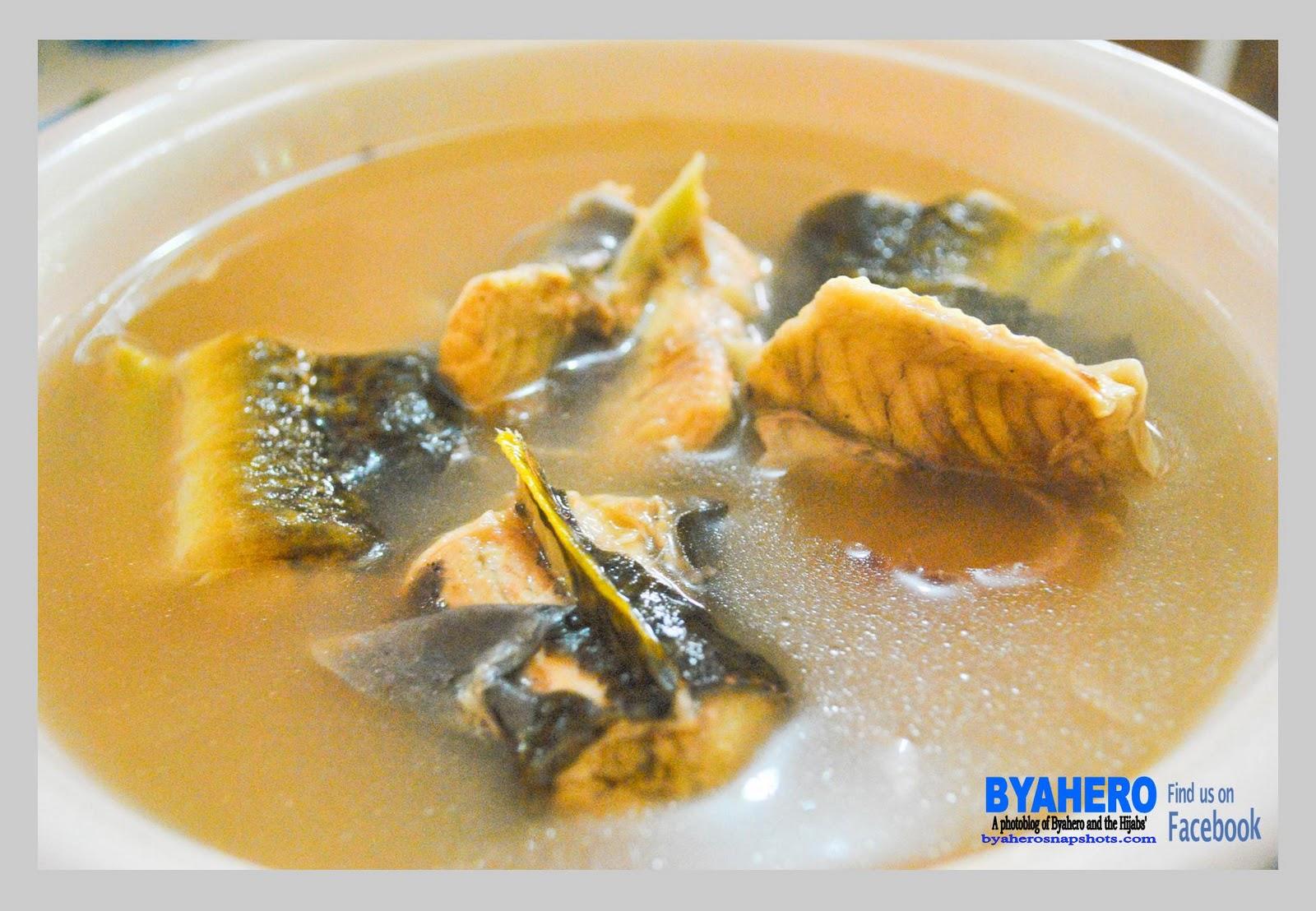 Byahero: Conger Eel Soup