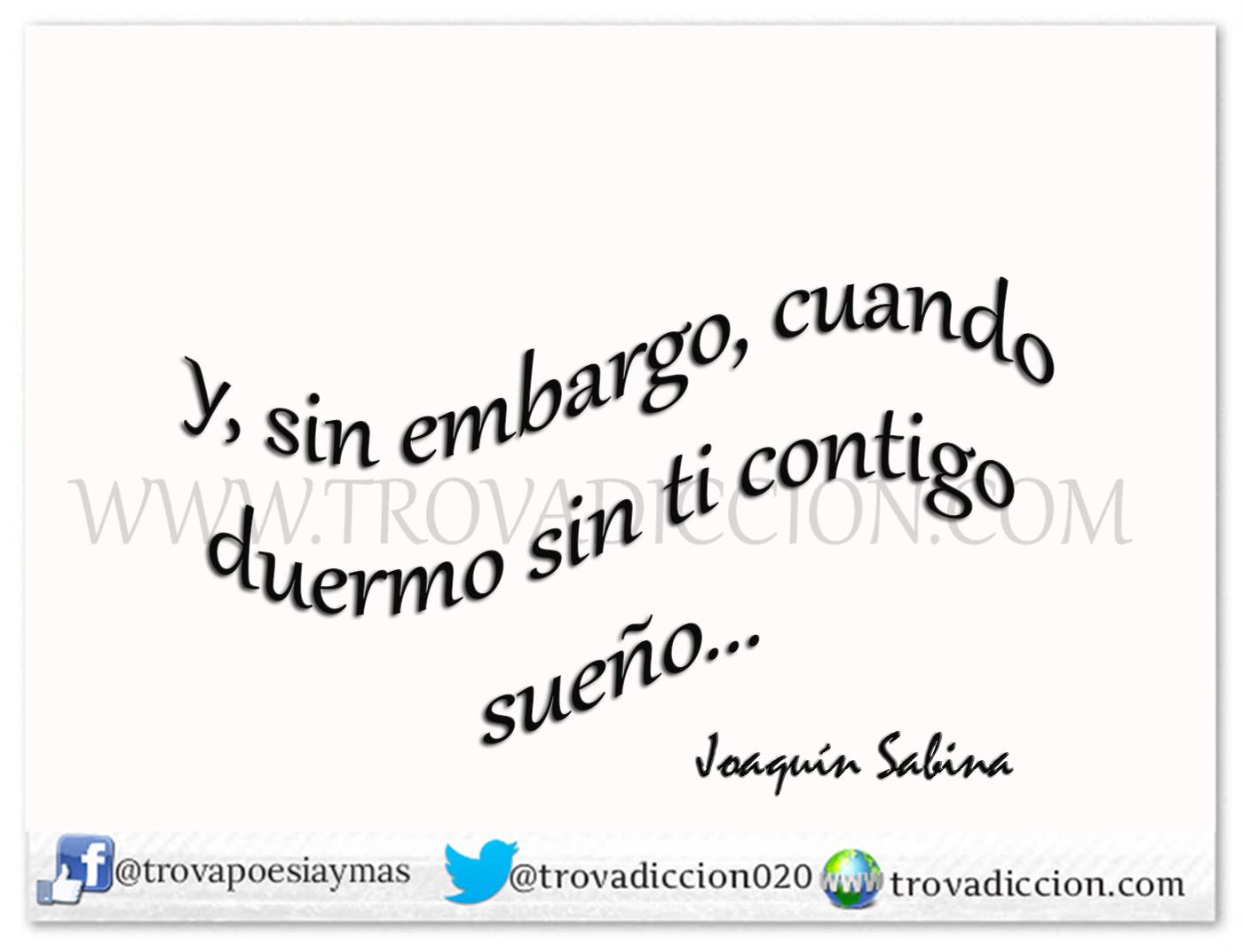 Y Si Amanece Por Fin Joaquín Sabina
