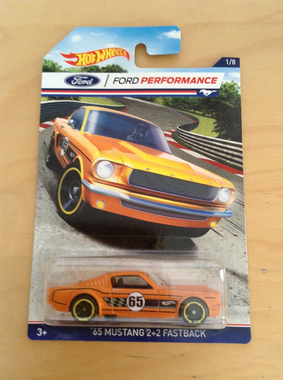 1965 mustang 2 2 fastback 2016 walmart exclusive ford performance set 1 8