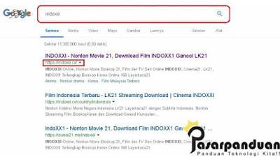 cara download film di indoxxi dengan pc/laptop