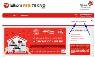 cek pembayaran internet indihome telkom speedy 3