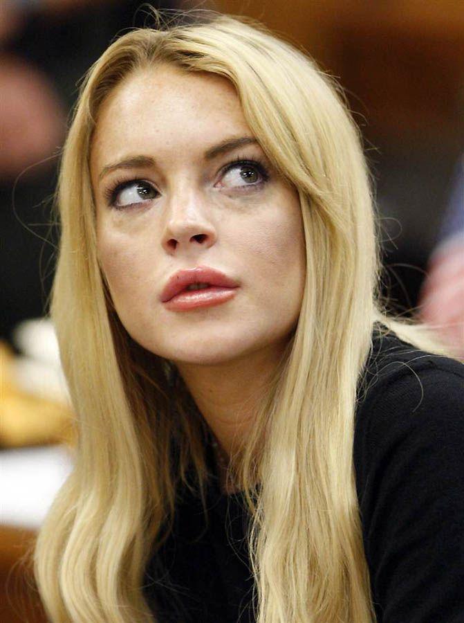 Celebrities Lips Real Pumped Pix Magazine