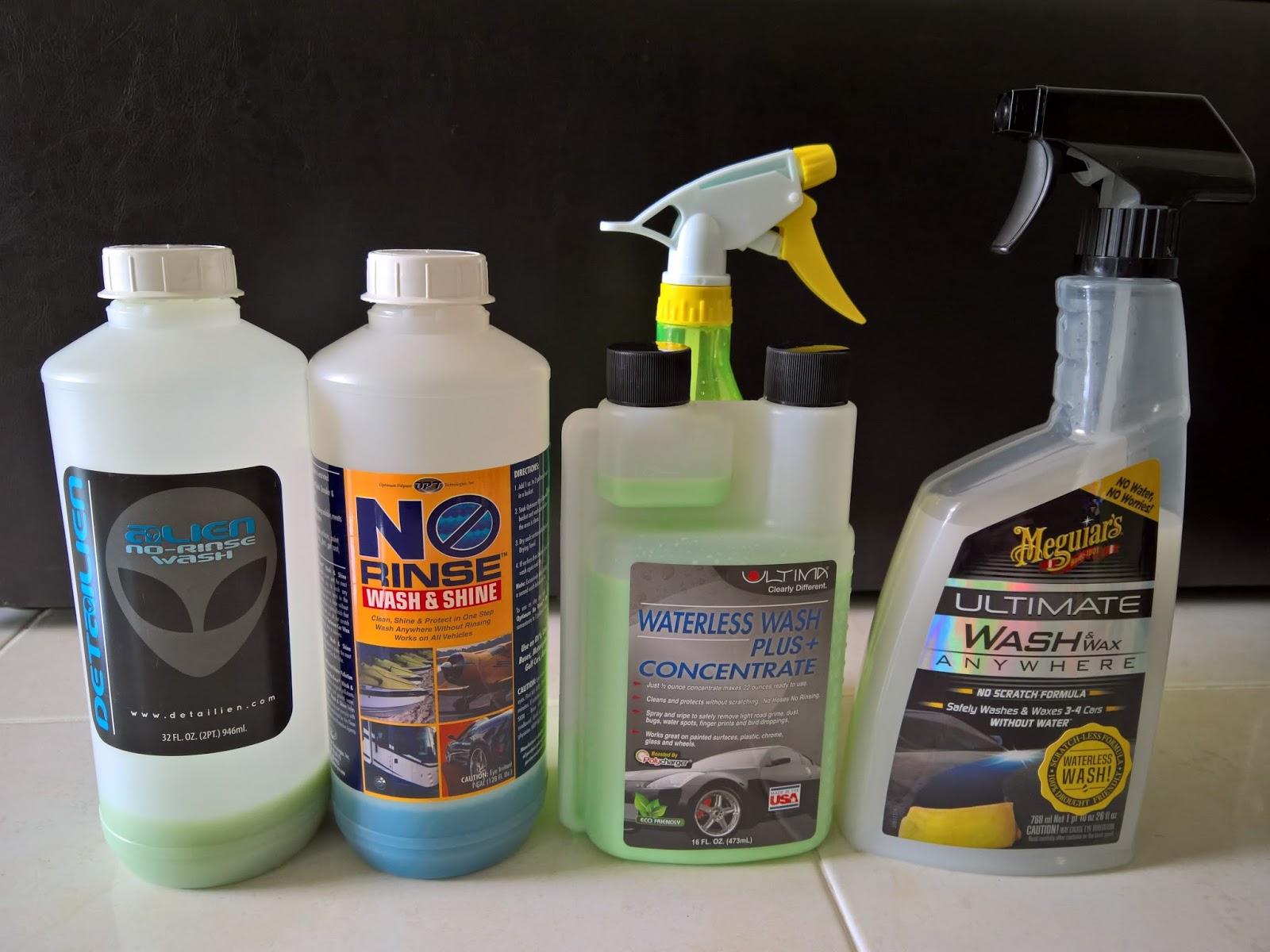 Optimum No Rinse Wash Shine 32 Oz