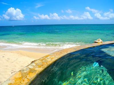 plunge pool, #blissbeachroatan, bliss beach, #payabay, #payabayresort, paya bay resort, photography,
