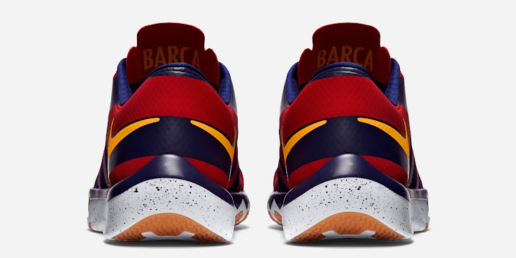more photos 7abb9 ee8a8 Nike Free Trainer FC Barcelona Shoes Revealed - Footy Headlines