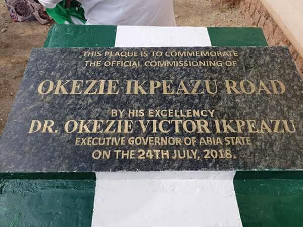 @GovernorIkpeazu Honoured In The Jewel Of  The  Savannah