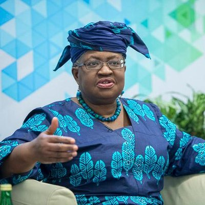 Image result for Oil marketers vowed I would leave office in a wheelchair'' Ngozi Okonjo-Iweala