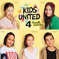 CD Kids United nouvelle génération – Au bout de nos rêves 2018