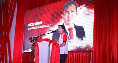 Ketum Jaringan Bela Negara Sulut Dukung Jokowi Berantas Teroris
