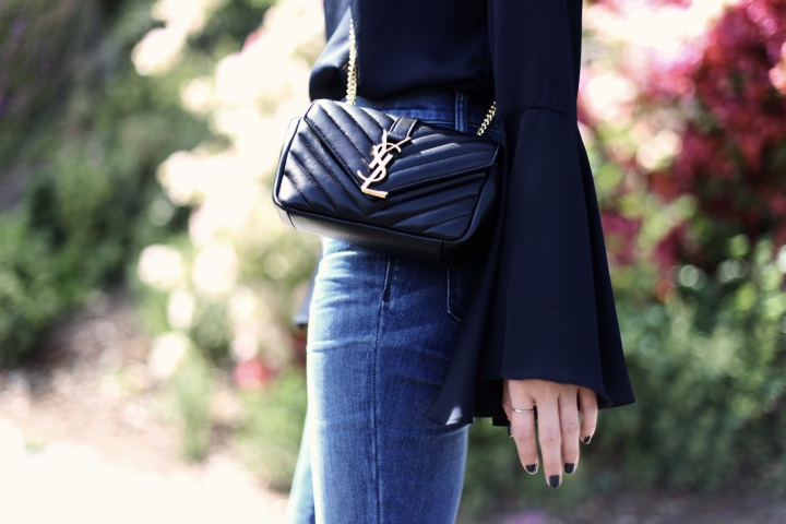 YSL CROSSBODY FASHION