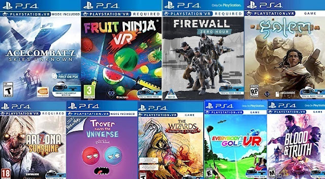 Amazon Discounts Several PlayStation VR Games Released In 2018 and 2019