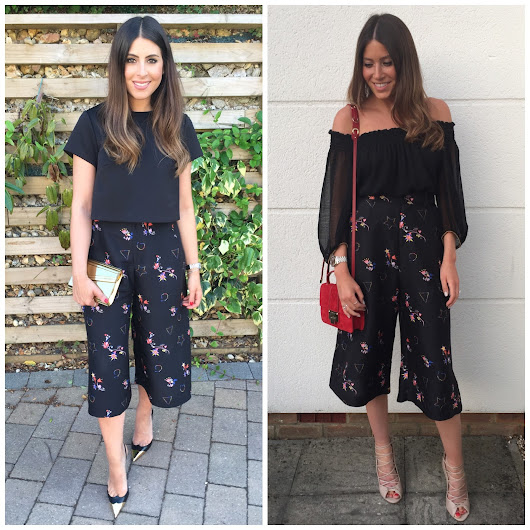 what we're wearing... LUXE CULOTTES