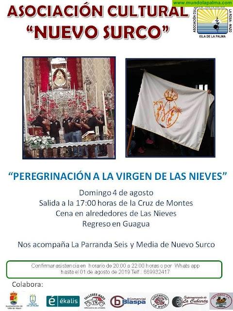 """Peregrinación al Santuario de Nuestra Señora de las Nieves. """"Nuevo Surco"""""""