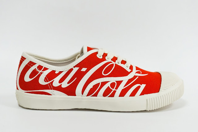 Bata Tennis - Coca Cola in Signature