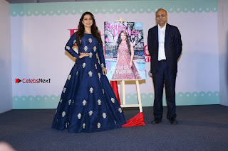 Bollywood Actress Juhi Chawla Launchs Better Homes 10th Anniversary Celetion Cover  0036.JPG