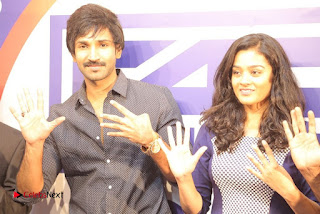 Actor Aadhi And Actress athrie Inaugurated F45 Fitness Studio Stills .COM 0055.jpg