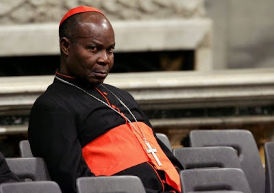"""""""Respect Yourself And Retire Quietly In 2019"""" – Cardinal Okogie Tells President Buhari"""