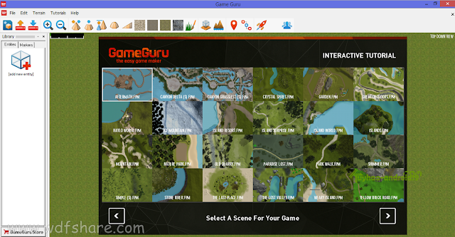 GameGuru 1.01.001 Full Crack