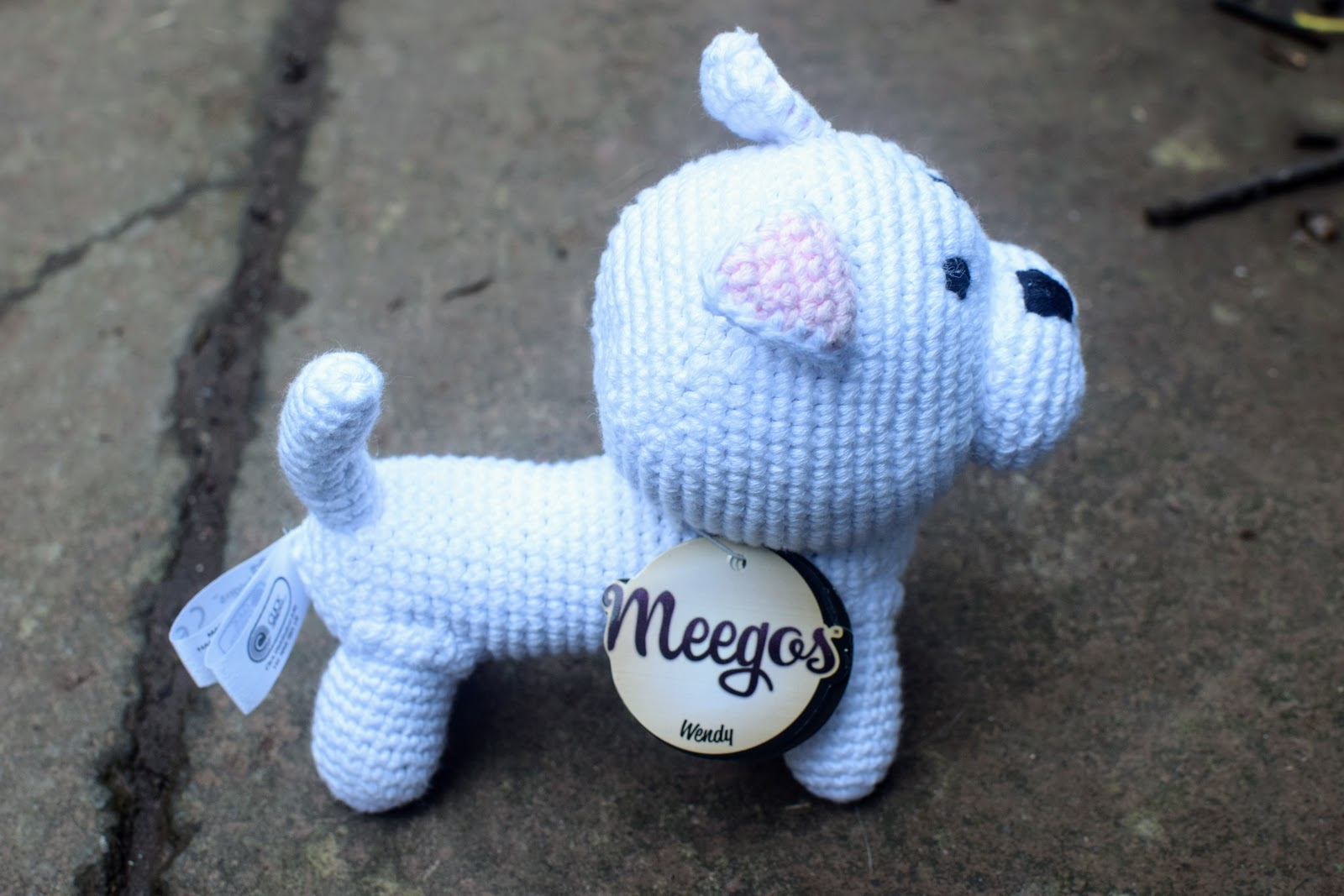, Meegos- Cute Collectable Crochet Pets #MyMeegos