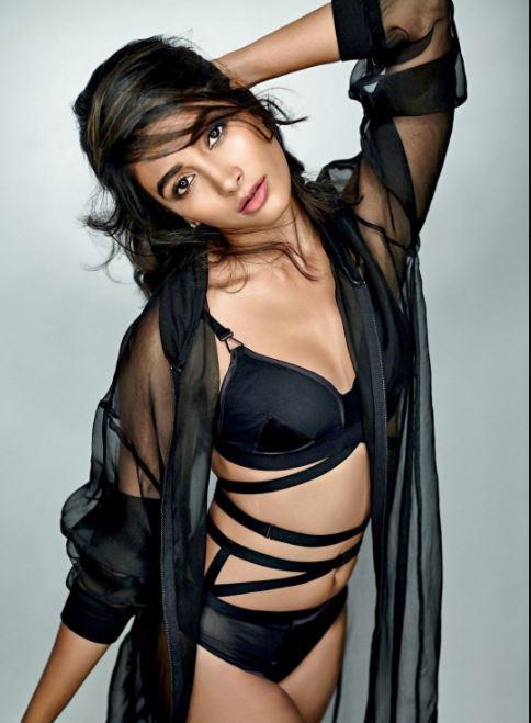 Pooja Hegde Bikini DJ Images