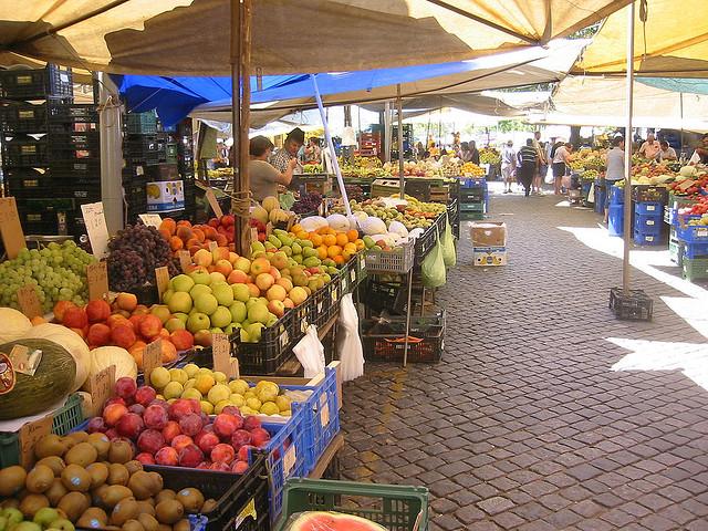 mercato Barcelos Portogallo