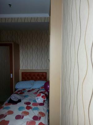 Desain Interior Apartemen Type 2 Bedroom Oleh Perkasa Interior