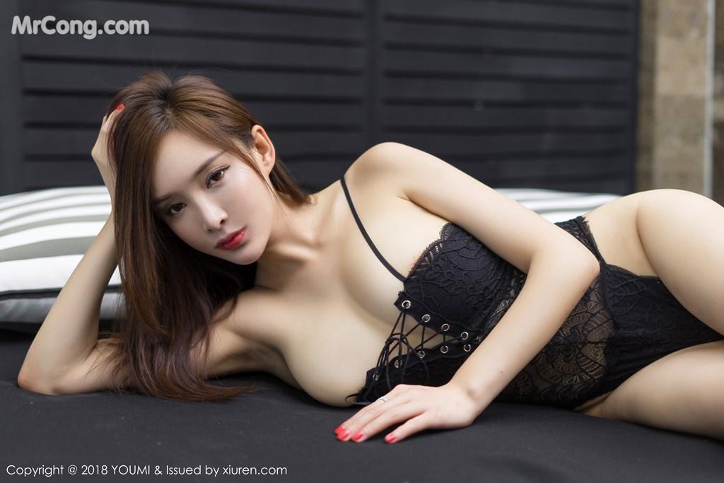 Image YouMi-Vol.213-Tu-Fei-Yuan-Ai-Cuo-Qiong-MrCong.com-002 in post YouMi Vol.213: Người mẫu 奶瓶土肥圆 (50 ảnh)